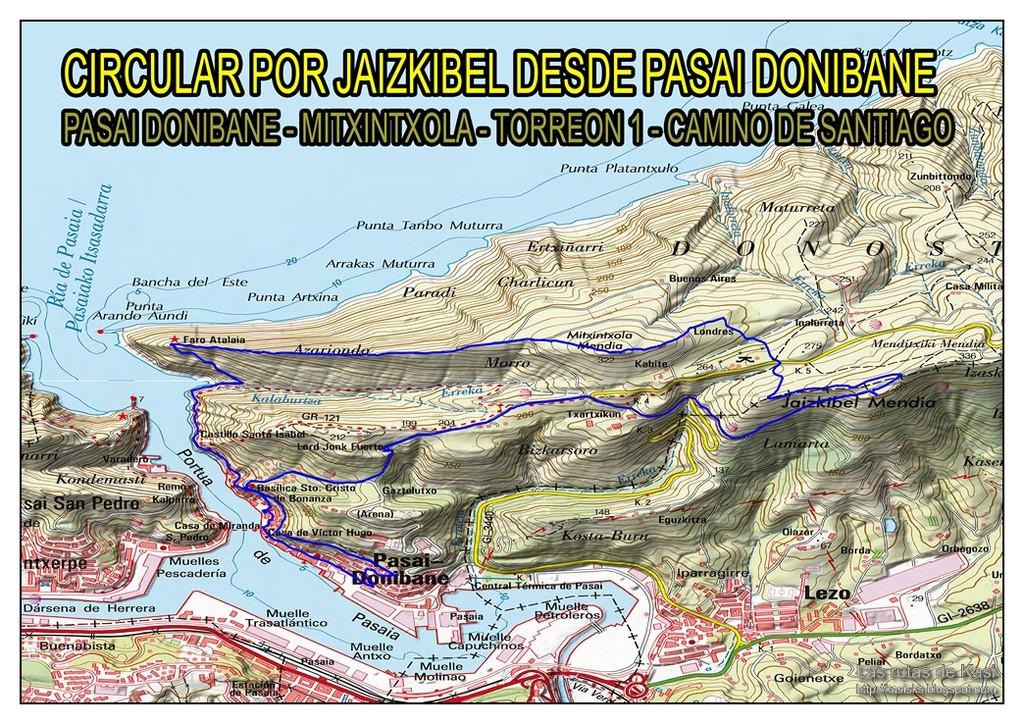 photo Mapa circular por Jaizkibel desde Pasai Donibane.jpg